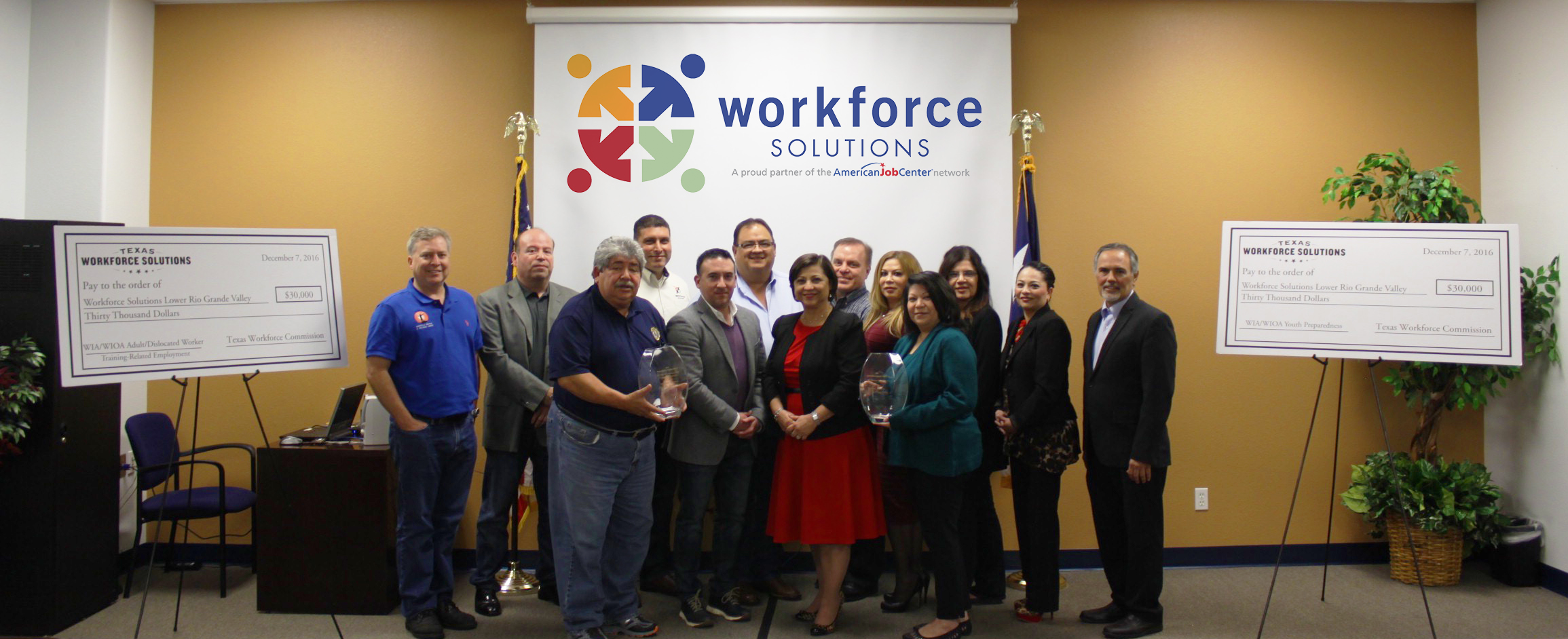 Workforce Solutions Newsroom Archive